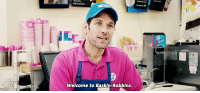 "Target, Tumblr, and Baskin Robbins: Welcome to Baskin-Robbins <p><a href=""http://dagangstapenguin.1000notes.com/post/158477556192/the-most-realistic-scene-in-any-marvel-movie"" class=""tumblr_blog"" target=""_blank"">dagangstapenguin</a>:</p> <blockquote><p>The most realistic scene in any Marvel movie.</p></blockquote>"