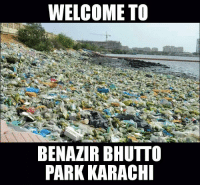 karachi: WELCOME TO  BENAZIR BHUTTO  PARK KARACHI