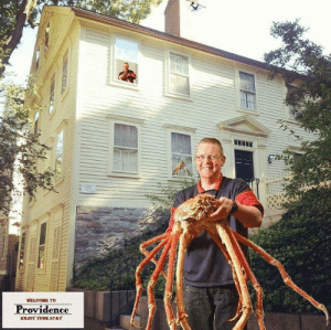 Memes, Reddit, and Tumblr: WELCOME TO  Providence  ENJOY YOUR STAY surrealmemes:  [Src]