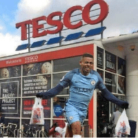 Still celebrating...: Welcome to TESCO  THE  PROJECT Still celebrating...