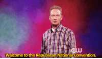 Tumblr, Blog, and Http: Welcome to the Republican National Convention karensdisciple:  THIS SHOW GIVES NO FUCKS