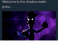 Reddit, Time, and The Shadow: Welcome to the shadow realm  jimbo.