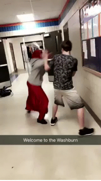 """Fucking, Head, and Muslim: Welcome to the Washburn <p><a href=""""http://equestrianrepublican.tumblr.com/post/155842095266/rudelyfe-marydej-this-somali-girl-gave-him"""" class=""""tumblr_blog"""">equestrianrepublican</a>:</p> <blockquote> <p><a href=""""http://rudelyfe.tumblr.com/post/155837219010/marydej-this-somali-girl-gave-him-the-work-when"""" class=""""tumblr_blog"""">rudelyfe</a>:</p> <blockquote> <p><a href=""""https://marydej.tumblr.com/post/155832688955/this-somali-girl-gave-him-the-work-when-he-tried"""" class=""""tumblr_blog"""">marydej</a>:</p> <blockquote><p>this Somali girl gave him the WORK when he tried to pull her hijab<br/> Reblog so you can bless every Muslim Woman with these hands</p></blockquote>  <p>DAMN RIGHT!! STOP FUCKING WITH US!</p> </blockquote> <p>&gt;tfw you try to justify assault because some kid was a meanie</p> </blockquote> <p>Well&hellip; if he grabbed her first he's the one guilty of assault. If someone grabbed at my head from behind I'd probably fight them too, especially if I didn't know what their intent was. It would have been helpful to have both sides on the tape though.</p>"""
