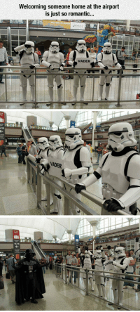 True, Home, and Rims: Welcoming someone home at the airport  is just so romantic...  RIMS 14  VADER  -19  NADER  16-19  VAD <p>True Welcome To The Lord.</p>