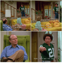 Love, Yeah, and Idiot: Well got to go pick u  Guy looked at me  like I was an idiot  my green and gold tux.  Yeah. That was the loo Gotta love this show