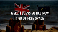 9gag, Dank, and Free: WELL, I GUESSEU HAS NOW  1 GB OF FREE SPACE What is done is done. http://9gag.com/gag/arbAZyX?ref=fbpic