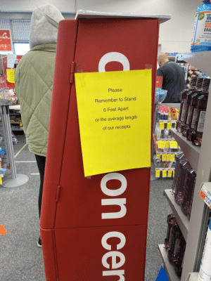 Well played CVS, well played.: Well played CVS, well played.