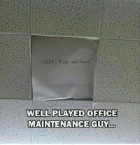 Office, Guy, and Well: WELL PLAYED OFFICE  MAINTENANCE GUY.  ..