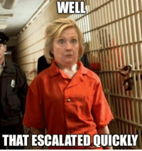 Trump campaign manager does not rule out special prosecutor for Hillary Clinton - MSNBC https://www.davidicke.com/article/392610/trump-campaign-manager-not-rule-special-prosecutor-hillary-clinton-msnbc #Trump #Clinton: WELL  THAT ESCALATED QUICKLY Trump campaign manager does not rule out special prosecutor for Hillary Clinton - MSNBC https://www.davidicke.com/article/392610/trump-campaign-manager-not-rule-special-prosecutor-hillary-clinton-msnbc #Trump #Clinton