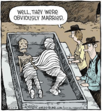 Egypt, Forwardsfromgrandma, and Discovery: WeLL, THey WeRe  OBVIOUSLY MARRIeD. FWD: Recent discovery in egypt!!