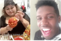 Y'all know I had to add my two cents to this fuckery right here!! 😭😭🤦🏾♂️: WEND  EATING S  ACTION  XONCOM EDY Y'all know I had to add my two cents to this fuckery right here!! 😭😭🤦🏾♂️