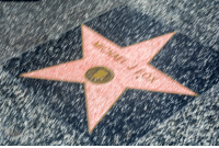 Went to Hollywood and i just had to take a nice and sharp picture of famous star [OC]: Went to Hollywood and i just had to take a nice and sharp picture of famous star [OC]
