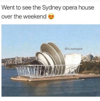 😭😭@lit.savagee: Went to see the Sydney opera house  over the weekend  @lit.savagee 😭😭@lit.savagee