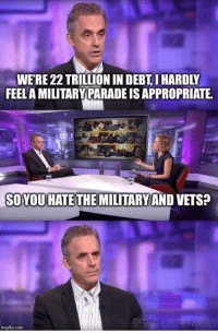 """Tumblr, Blog, and Liberty: WERE 22 TRILLION IN DEBT, I HARDLY  FEELA MILITARYPARADE IS APPROPRIATE  SOYOUHATE THE MILITARYAND VETS?  mgflip.com <p><a href=""""https://libertarianpotus.tumblr.com/post/170803915477/how-it-feels-to-fight-for-liberty-in-the-south"""" class=""""tumblr_blog"""">libertarianpotus</a>:</p>  <blockquote><p>How it feels to fight for Liberty in the South.</p></blockquote>"""