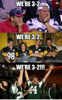 Nfl, All, and Perspective: WE'RE 3-2  WERE3-2  .WERE 3-2!!! It's all about perspective...