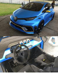 We're driving this 460hp Renault Zoe e-Sport concept today! It has 640nm torque and it'll do 0-60 in 3.2 seconds 😲 . . carthrottle carsofinstagram carswithoutlimits instacars blacklist electric electriccar renault concept racecar cargram thecarlovers cargramm autotrend motors fastcar carstagram instaauto car cars speed fast: We're driving this 460hp Renault Zoe e-Sport concept today! It has 640nm torque and it'll do 0-60 in 3.2 seconds 😲 . . carthrottle carsofinstagram carswithoutlimits instacars blacklist electric electriccar renault concept racecar cargram thecarlovers cargramm autotrend motors fastcar carstagram instaauto car cars speed fast