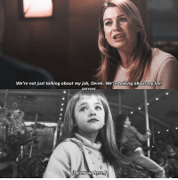 Abc, Memes, and 🤖: We're not just talking about my iob, Derek. We re talking about mylife.  GREYSINC  lgrewup hereof [10x24] I hated it when Meredith and Derek fought, but this damn speech is EVERYTHING!!! ---- ≪ °✾° ≫ ---- follow @greysinc (me) for more edits! ---- ≪ °✾° ≫ ---- greysanatomy meredithgrey derekshepherd merder lexiegrey ellisgrey ellenpompeo patrickdempsey chylerleigh kateburton omgpage tgit shondaland ga greys greysabc abc greysanatomyfanpage