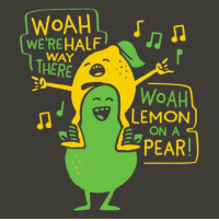 WE'REHALFdd  WAY  THERE  WOAH  KLEMON  2PEAR!  ON A