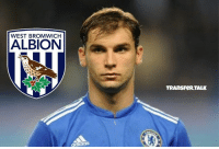 Chelsea, Memes, and 🤖: WEST BROMWICH  ALBION  TRANSFeRTALK West Brom manager Tony Pulis is keeping a close eye on developments with Branislav Ivanovic with a view to a potential late swoop for the Chelsea defender.