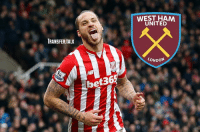 West Ham will make a third bid for Stoke City winger Marko Arnautovic when the time is right, according to Sky Sports. - They have already had two bids rejected - £15m and £20m - while Arnautovic has handed in a transfer request and we are told he wants to move to West Ham.: WEST HAM  UNITED  TRANSFER.TALK  ONDON  36  bet36 West Ham will make a third bid for Stoke City winger Marko Arnautovic when the time is right, according to Sky Sports. - They have already had two bids rejected - £15m and £20m - while Arnautovic has handed in a transfer request and we are told he wants to move to West Ham.