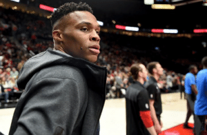 "Westbrook is ""welcoming"" the idea of a trade from OKC after 11 years.  Miami has expressed interest and ""appeals"" to Russ, per Adrian Wojnarowski: Westbrook is ""welcoming"" the idea of a trade from OKC after 11 years.  Miami has expressed interest and ""appeals"" to Russ, per Adrian Wojnarowski"