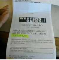 download western union tracking app