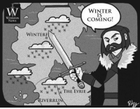 Westero: Westeros  News  WINTER  IS  COMING!  WINTER F  THE EYRIE  IVERRU