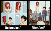 Never, Im Going to Hell for This, and Back: -wet  Pol  Before /pol/  After /pol/ You never go back