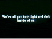Http, Got, and Net: We've all got both light and dark  inside of us. http://iglovequotes.net/