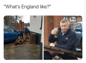 What's England like? (Credit @jwelch1993): What's England like? (Credit @jwelch1993)