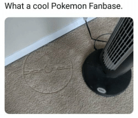Pokemon, Cool, and What: What a cool Pokemon Fanbase.