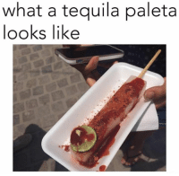 Where can I buy this? 😲👅  Follow us Mexican Problems: what a tequila paleta  looks like Where can I buy this? 😲👅  Follow us Mexican Problems