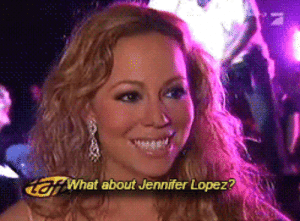 britneysunicorn:   Mariah Carey: Beyonce fan    You see she does say nice things about other female artists just not all 💃🏽☕️: What about Jennifer Lopez britneysunicorn:   Mariah Carey: Beyonce fan    You see she does say nice things about other female artists just not all 💃🏽☕️