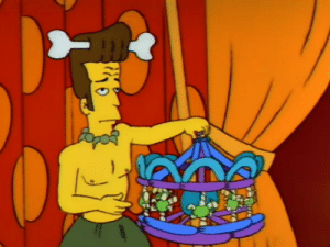 Memes, 🤖, and Carousel: What are you making Sideshow Luke Perry?   A 19th-century carousel   R.I.P Luke Perry - October 11, 1966 - March 4, 2019