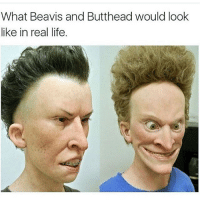 Gym, Makeup, and Memes: What Beavis and Butthead would look  like in real life. Follow @theyamgram his page is 🔥🔥 - - teamnoharmdone noharmdone funny relatable true lmao petty savage dank meme weed 420 makeup gym lfl food dog doggo art gun christmas sunday weekend