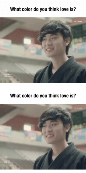 surprisebitch: watch until the very end: What color do you think love is?  Via: Cornetto  subtitled by  asiancrush   What color do you think love is?  Via: Cornetto  subtitled by  asiancrush surprisebitch: watch until the very end