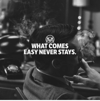 Memes, Never, and Success: WHAT COMES  EASY NEVER STAYS.  MILLIONAIRE MENTOR What comes easy won't last long, and what lasts long won't come easy. 💯 Anyone agrees? Comment below 👇 millionairementor easy hard success millionairementor