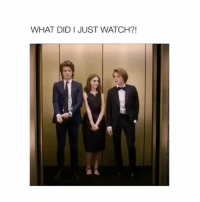 Lmao, Memes, and Watch: WHAT DID I JUST WATCH?! Lmao tag a friend