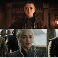 What do you guys think about the first episode? SPOILER ALERT (Don't watch the comments if you haven't seen the episode yet) . gotseason7 gots7 daenerys daenerystargaryen aryastark emiliaclarke maisiewilliams gameofthronesfamily gameofthroneshbo got gameofthrones: What do you guys think about the first episode? SPOILER ALERT (Don't watch the comments if you haven't seen the episode yet) . gotseason7 gots7 daenerys daenerystargaryen aryastark emiliaclarke maisiewilliams gameofthronesfamily gameofthroneshbo got gameofthrones