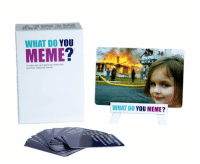 Excited to announce @whatdoyoumeme is now available. A must have for every meme-lover this holiday (in stock, ships in 2-3 days). WhatDoYouMeme.com or Link in Bio to purchase 🎅🏻.: WHAT DO YOU  MEME  A millennial card game for millennials  and their millennial friends,  WHAT DO  YOU MEME? Excited to announce @whatdoyoumeme is now available. A must have for every meme-lover this holiday (in stock, ships in 2-3 days). WhatDoYouMeme.com or Link in Bio to purchase 🎅🏻.