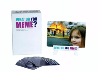 Excited to announce What Do You Meme is now available. A must have for every meme-lover this holiday (in stock, ships in 2-3 days).  Shop here -> https://whatdoyoumeme.com: WHAT DO YOU  MEME  andre millennial  38  WHAT DO  YOU MEME? Excited to announce What Do You Meme is now available. A must have for every meme-lover this holiday (in stock, ships in 2-3 days).  Shop here -> https://whatdoyoumeme.com