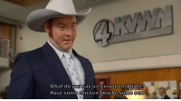 Anchorman: What do you say we go out on a date?  Have some chicken. maybe some Sex Anchorman