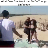 Bruh 😂😭 👉Tag a friend who does this 👉Follow (@soflo) for more laughs: What Does She Want Him To Do Though  Lmfaoooo Bruh 😂😭 👉Tag a friend who does this 👉Follow (@soflo) for more laughs