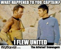 <p>Funny Wednesday memes  A cheerful midweek collection  PMSLwebButton 3 </p>: WHAT HAPPENED TOYOU,CAPTAINA  IFLEW UNITED  The Intenet Scavengers <p>Funny Wednesday memes  A cheerful midweek collection  PMSLwebButton 3 </p>