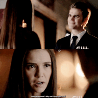 """[8x16] """"I Was Feeling Epic"""" IF STEFAN DIES I S2G!! And look at his smile when he sees her, looks like he's about to cry 😭 — Who do you think will die in the end?: what happened? Why am I here right now?  THE [8x16] """"I Was Feeling Epic"""" IF STEFAN DIES I S2G!! And look at his smile when he sees her, looks like he's about to cry 😭 — Who do you think will die in the end?"""