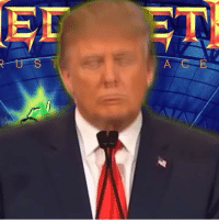 Megadeth, Memes, and 🤖: What happens if we take Dave out and put President @realdonaldtrump ? Megadeth - Holy Wars 🤘🏽