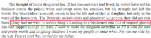 What i just found in A Clash of Kings - Chapter 27 Daenerys.F*ck you D&D: What i just found in A Clash of Kings - Chapter 27 Daenerys.F*ck you D&D
