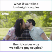 Beautiful, Crazy, and Food: What if we talked  to straight couples  attn:  the ridiculous way  we talk to gay couples Thoughts Follow: @Crelube ⠀⠀⠀⠀ ⠀@Crelube ⠀⠀⠀⠀ ⠀⠀ ⠀⠀⠀⠀⠀ ⠀⠀🔛FOLLOW 🙈 @Crelube 🙈 ⠀⠀⠀⠀ ⠀⠀⠀⠀⠀⠀ALSO ⠀ 🙉 @Crelube 🙉 ⠀ ⠀⠀ ⠀ ⠀ ⠀ ⠀ ⠀ ⠀⠀⠀⠀⠀ 🙊 @Crelube🙊 ⠀⠀⠀⠀ ⠀ ⠀⠀⠀⠀ DOUBLE TAP ❤️ TAG YOUR FRIENDS ✔️ ⠀⠀⠀⠀ .. amazing life adventure people men boys girls crazy lovely time beauty beautiful speed girl food water adrenaline animal nature fitness