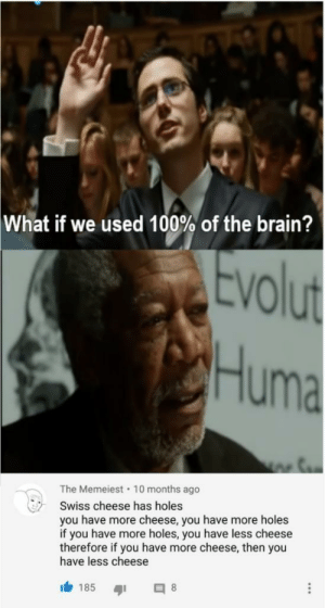 What If We Used
