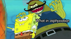 You, What, and For: What in asbhyxiation When you tell on someone for littering